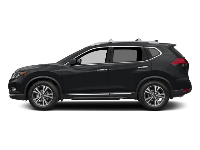 2018 Nissan Rogue Sl Baltimore Md Washington Silver